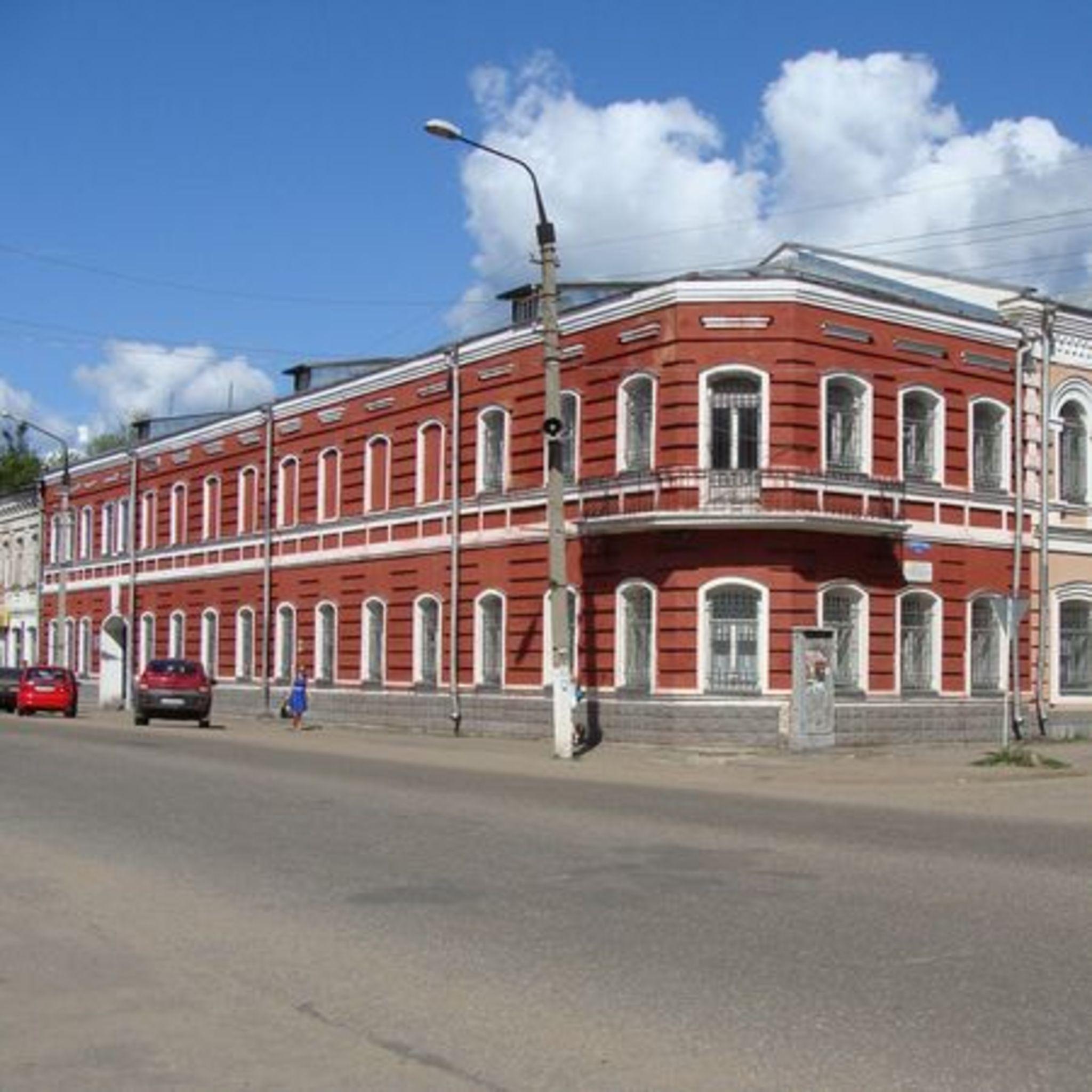 Vyshnevolotsky History Museum