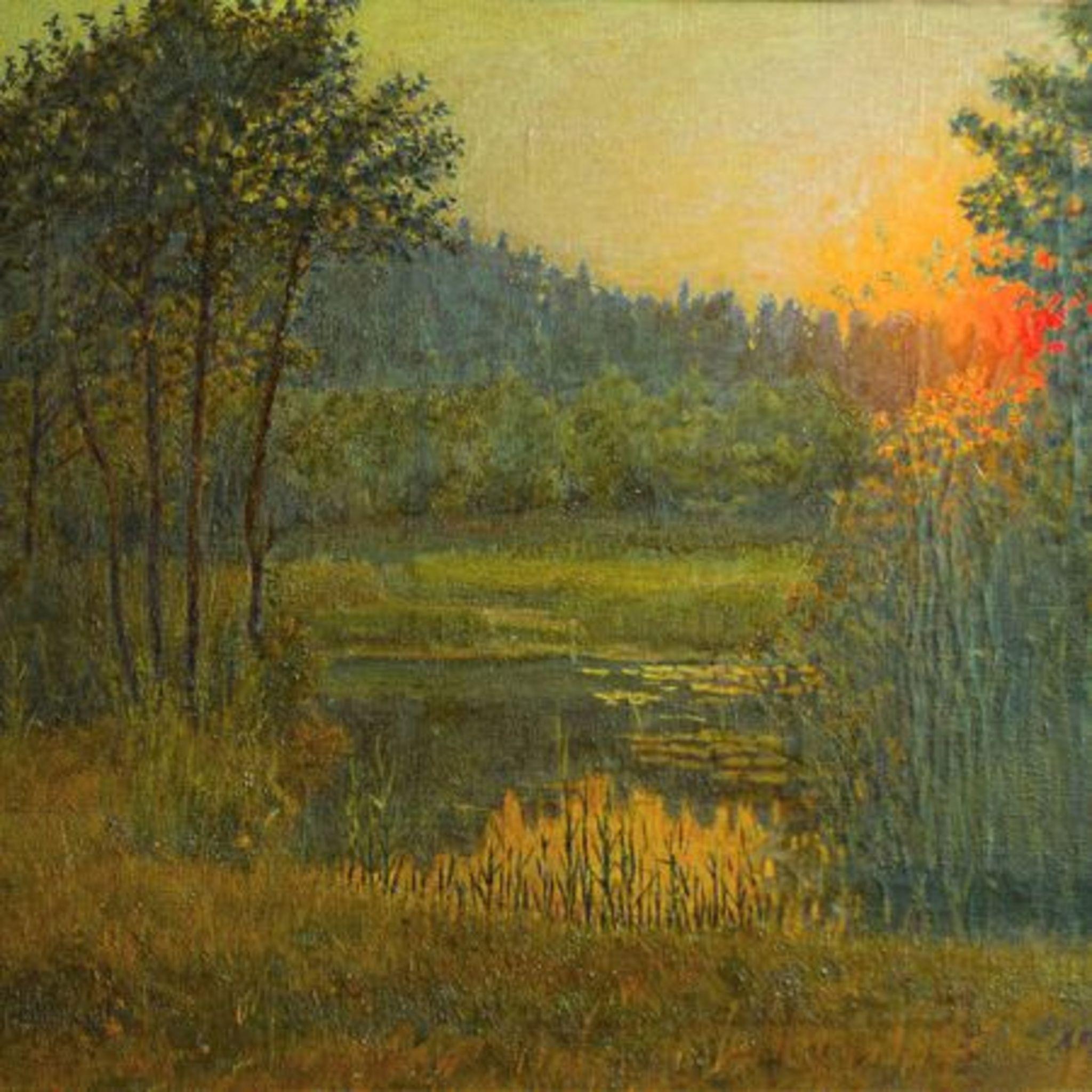 Выставки Михаила Кузнецова