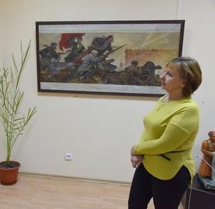 Выставка «1917 в искусстве»