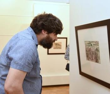 Выставка «Константин Николаевич Истомин (1887 – 1942). Графика»